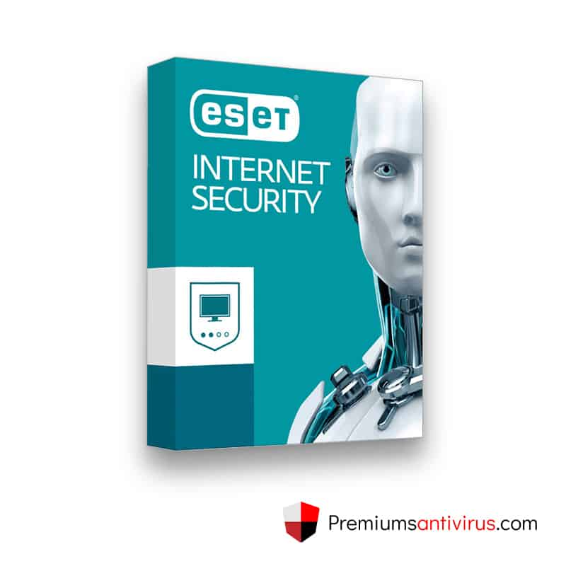 ESET Internet Security – 3 PCs 1 Year