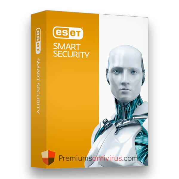 ESET Smart Security Premium – 5 PCs 1 Year